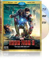 Iron Man 3 on Blu-ray