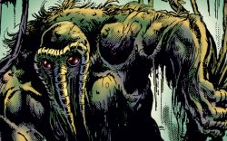 Halloween Spooklight: Man-Thing