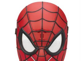Hasbro 'Marvel's Ultimate Spider-Man: Web Warriors' Wise Cracking Electronic Mask