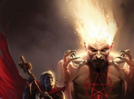 Doctor Voodoo: Avenger of the Supernatural #2 cover by Marko Djurdjevic