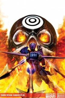 Dark Reign: Hawkeye (2009) #4