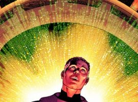DARK REIGN: FANTASTIC FOUR #1 preview art by Sean Chen