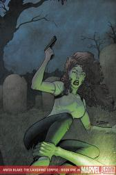 Anita Blake, Vampire Hunter: The Laughing Corpse #4