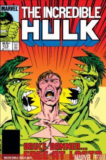 Incredible Hulk #315