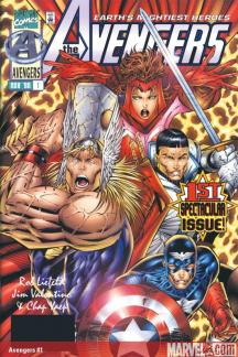 Avengers (1996) #1
