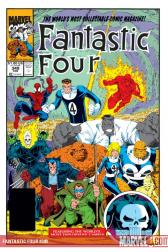Fantastic Four #349 