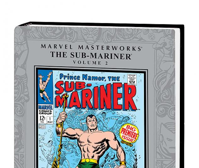 Marvel Masterworks: The Sub-Mariner Vol. 2 (Hardcover)