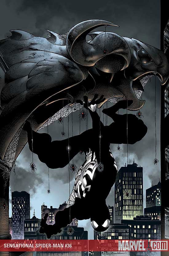 Sensational Spider-Man (2006) #36
