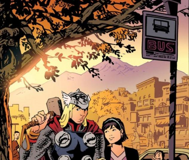 Thor the Mighty Avenger (2010) #1