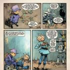 HE MARVELOUS LAND OF OZ #7 preview art by Skottie Young