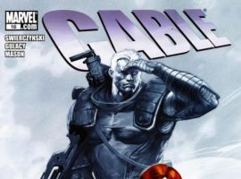 CABLE (2008) #16 cover