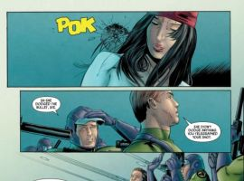 DARK REIGN: ELEKTRA #2 preview page