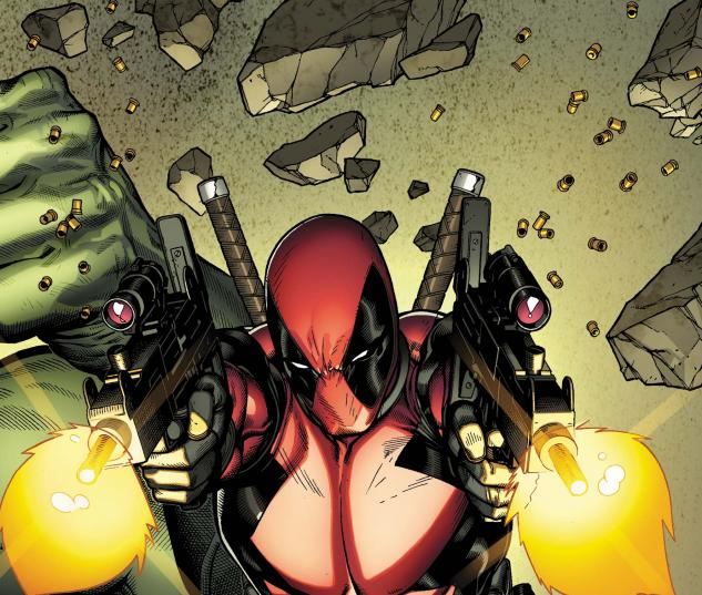 Deadpool Annual (2010) #1