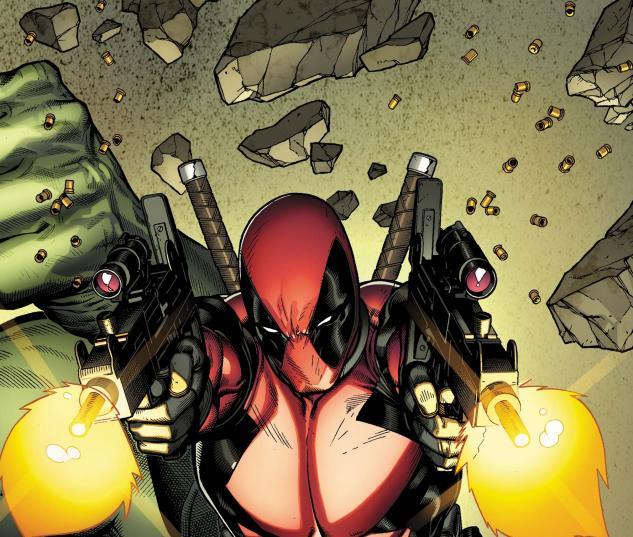 Deadpool Annual (2010) #1
