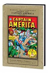 Marvel Masterworks: Golden Age Captain America Vol. 5 (Hardcover)