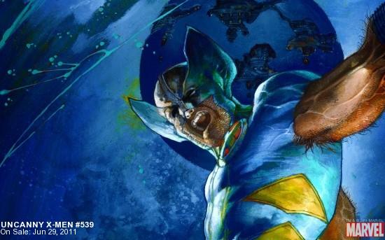 Uncanny X-Men #539 Wallpaper