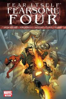 Fear Itself: Fearsome Four #3