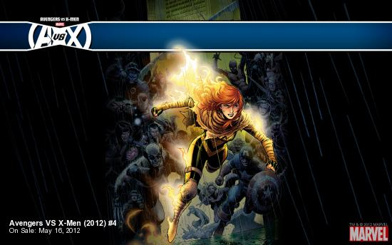 Avengers VS X-Men (2012) #4