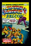 Captain America (1968) #187 Cover