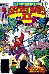 Secret Wars II #7