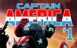Captain America (2012) 1 2nd Printing