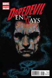 Daredevil: End of Days #5  (David Mack Variant)