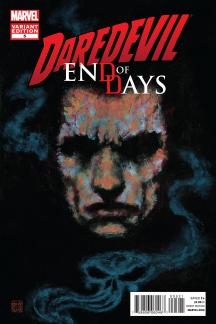 Daredevil: End of Days (2012) #5 (David Mack Variant)
