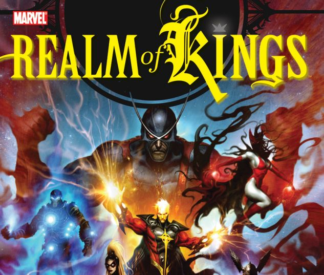 Realm of Kings HC