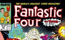 Fantastic Four (1961) #327 Cover