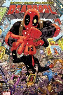Deadpool: Masacre #1