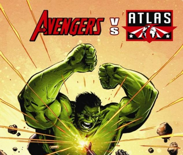 Avengers Vs. Atlas (2010) #1 (VARIANT)