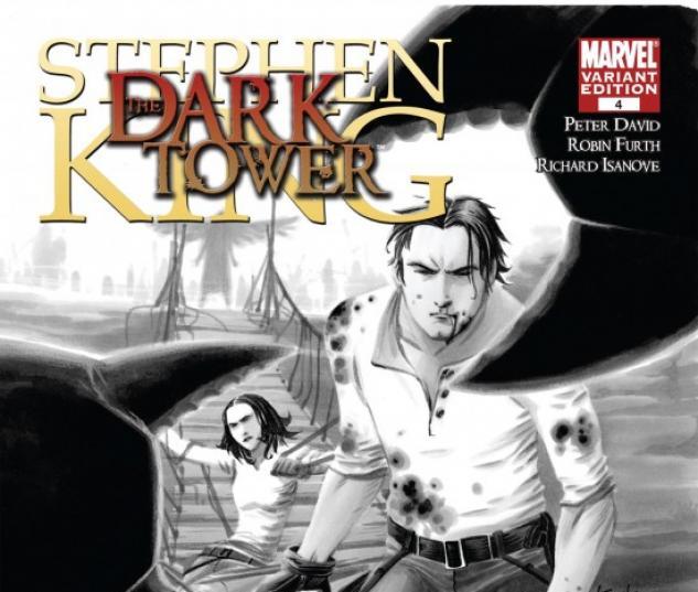 DARK TOWER THE FALL OF GILEAD #4 Lafuente Cover
