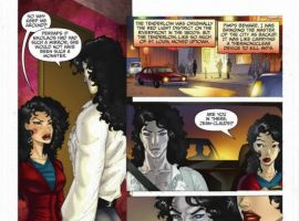 ANITA BLAKE: NECROMANCER #3, page 6