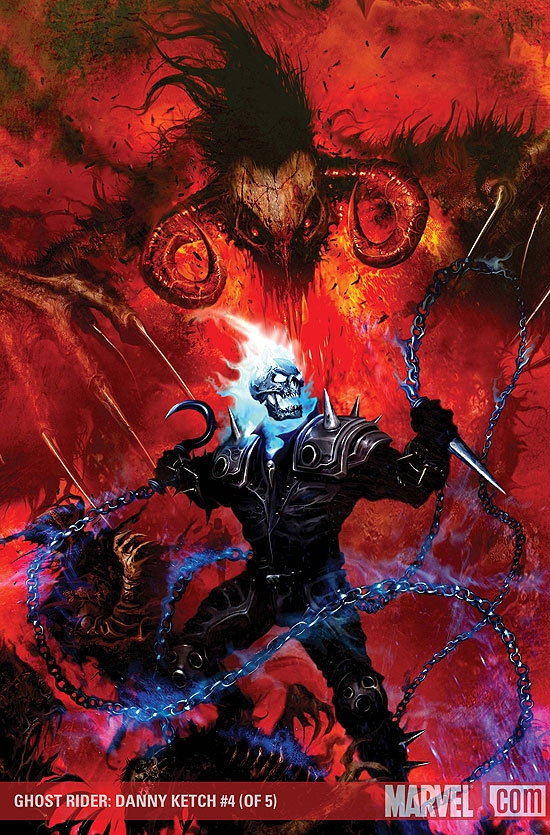 GHOST RIDER: DANNY KETCH #4