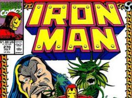 IRON MAN (1968) #270