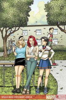Spider-Man Loves Mary Jane (2008) #4