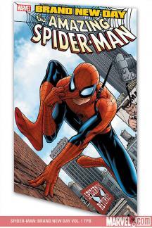 Spider-Man: Brand New Day #1