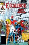 EXCALIBUR #8 COVER