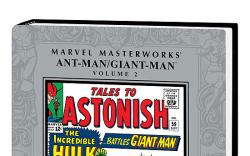 MARVEL MASTERWORKS: ANT-MAN/GIANT-MAN VOL. 2 #0