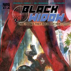 BLACK WIDOW: THE THINGS THEY SAY ABOUT HER #0