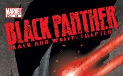 Black Panther #51