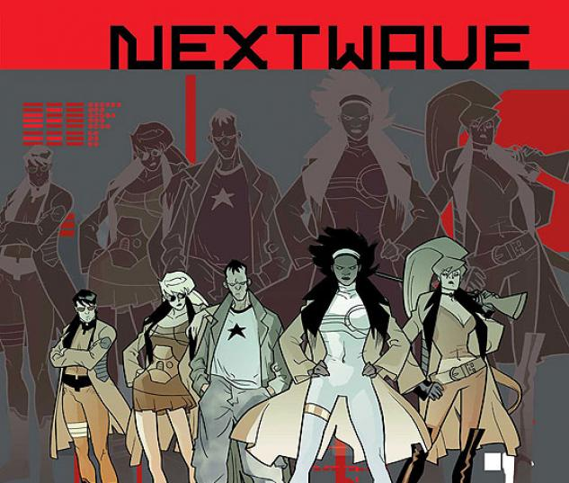 NEXTWAVE #5