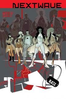 Nextwave: Agents of H.a.T.E. (2006) #5