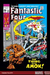 Fantastic Four #111 