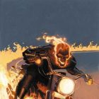 Way's Ghost Rider Races Full-Speed Ahead