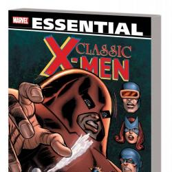 Essential Classic X-Men Vol. 2 (Trade Paperback)