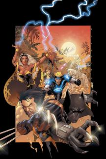 X-Men/Black Panther (Trade Paperback)
