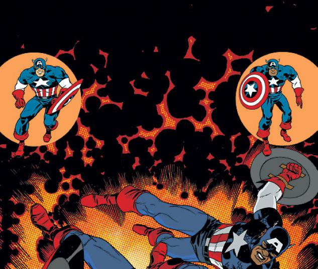 CAPTAIN AMERICA (2006) #28 COVER