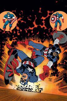 Captain America #28