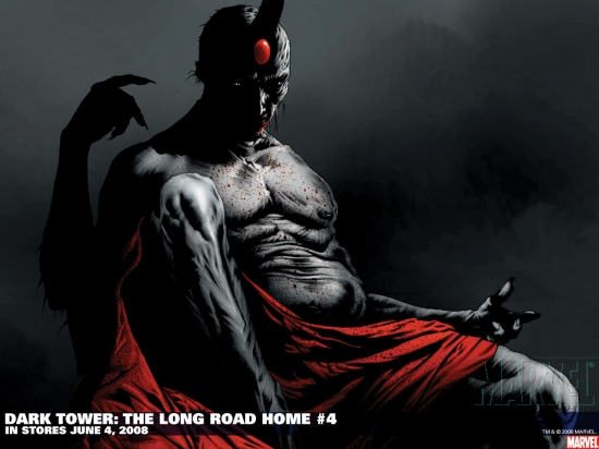 Dark Tower: The Long Road Home (2008) #4 Wallpaper